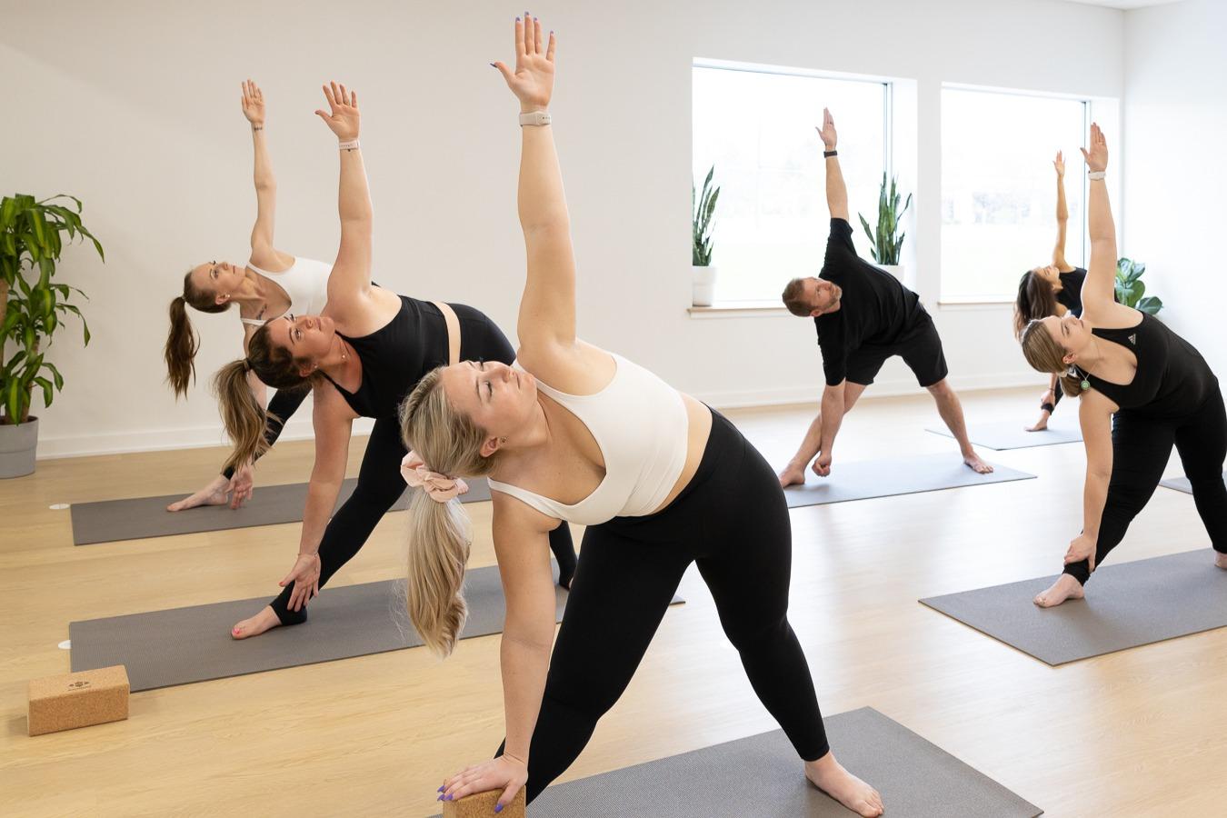 Sweat Shop Hot Yoga Oconomowoc Yoga Group Class 1 Resize