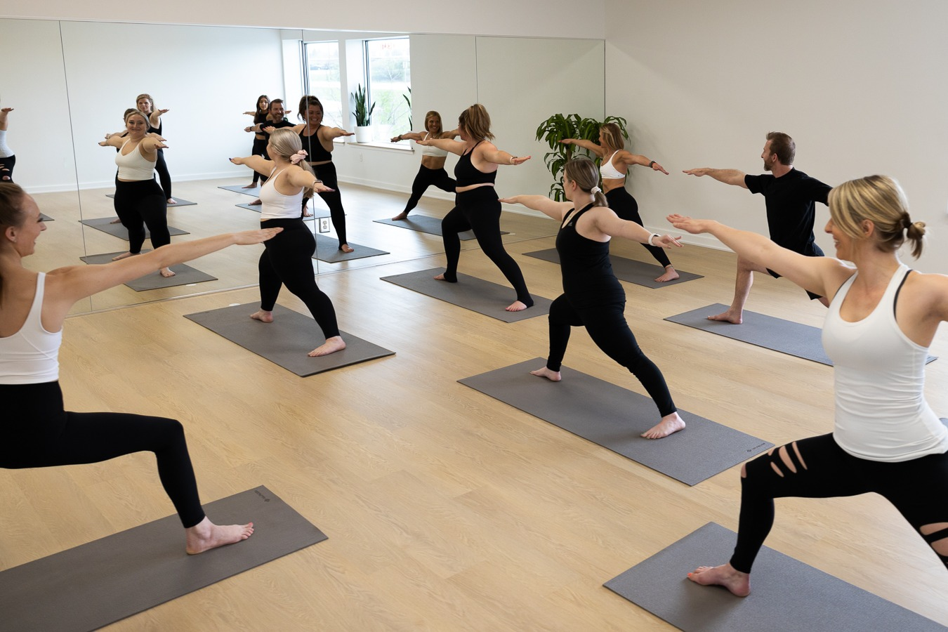 Sweat Shop Hot Yoga Oconomowoc Yoga Group Class 6 Resize