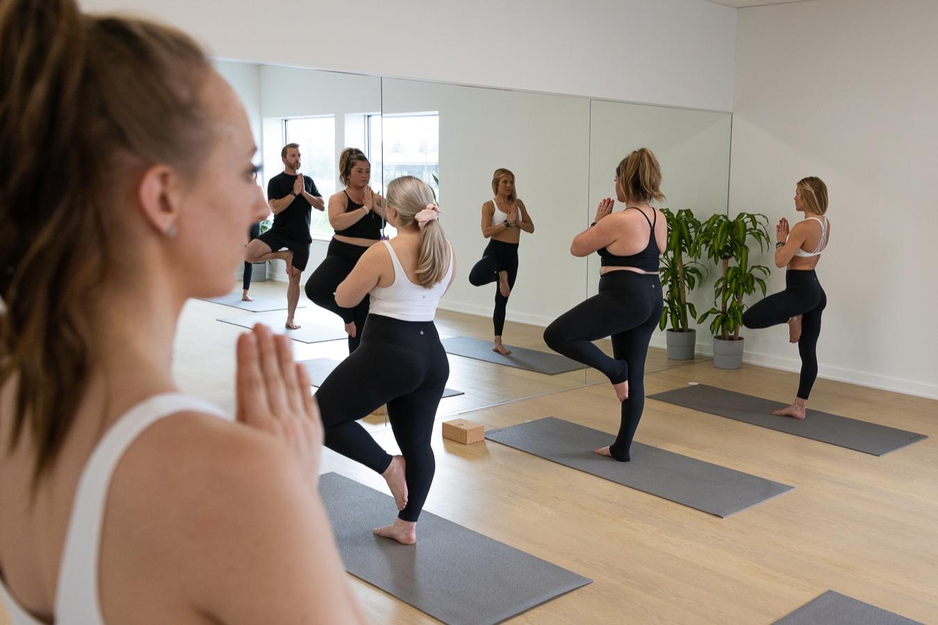 Sweat Shop Hot Yoga Oconomowoc Yoga Group Class 7 Resize