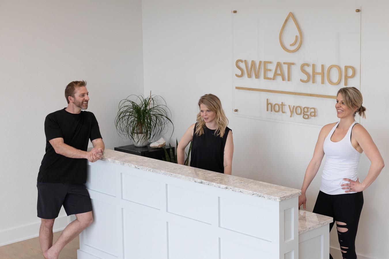 Sweat Shop Hot Yoga Oconomowoc Yoga Group Picture 2 Resize